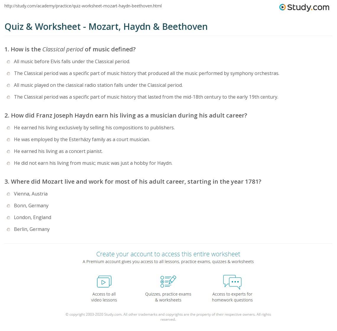 Judaism Worksheet