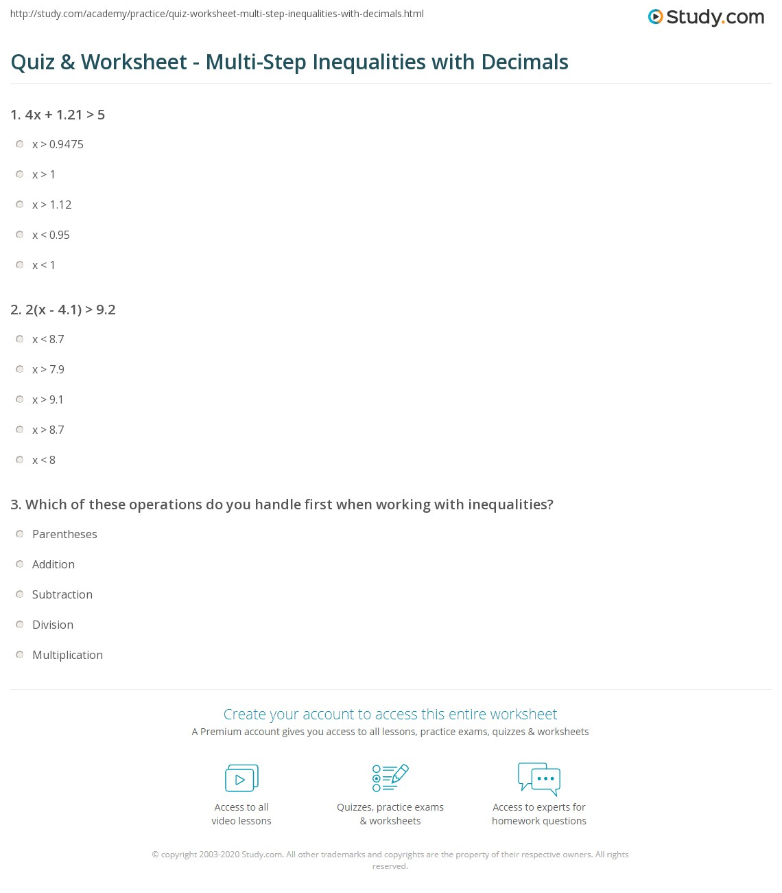 Solving Equations With Distributive Property Worksheet Kuta