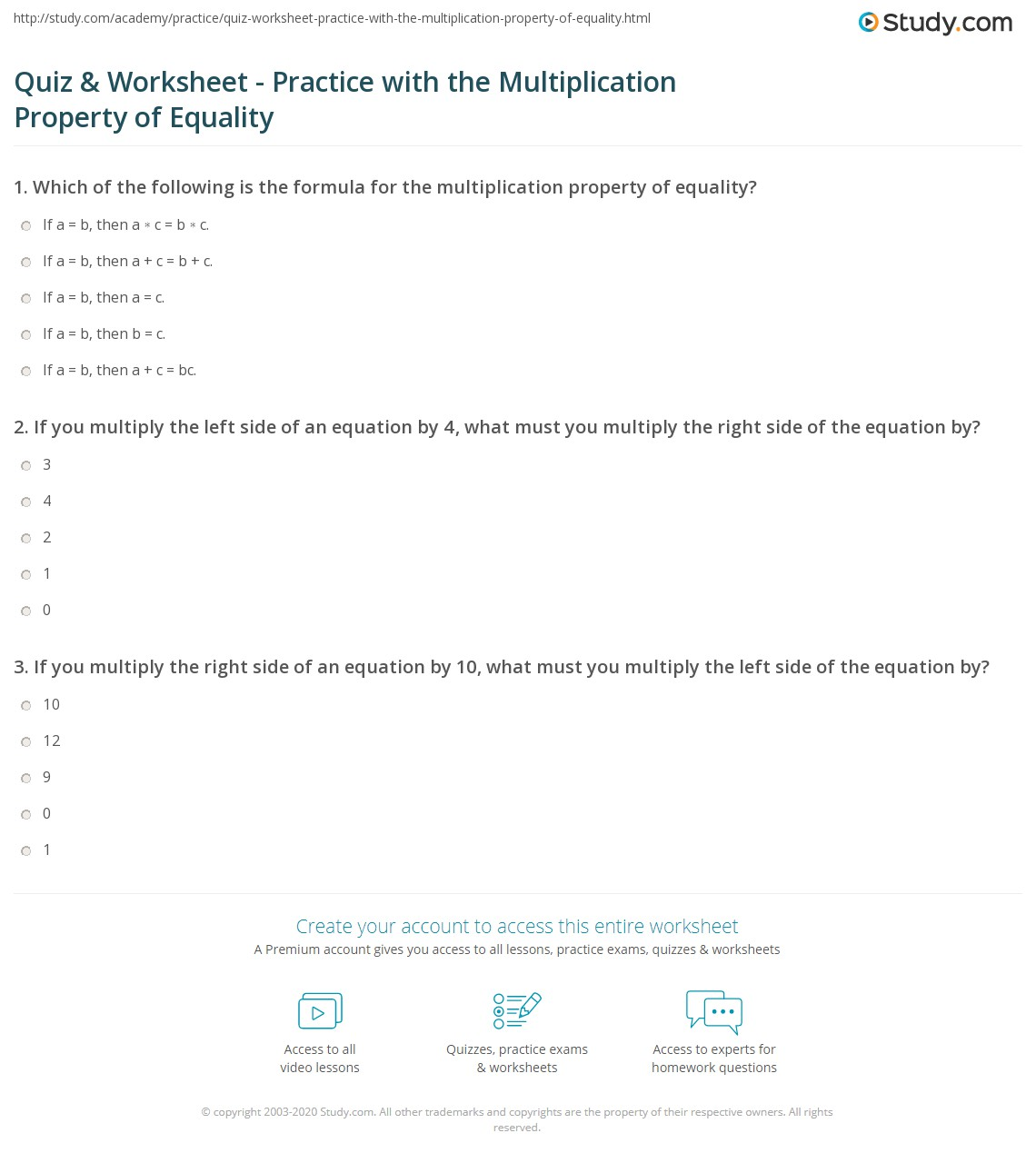 Worksheet Multiplication Quiz Worksheets Grass Fedjp