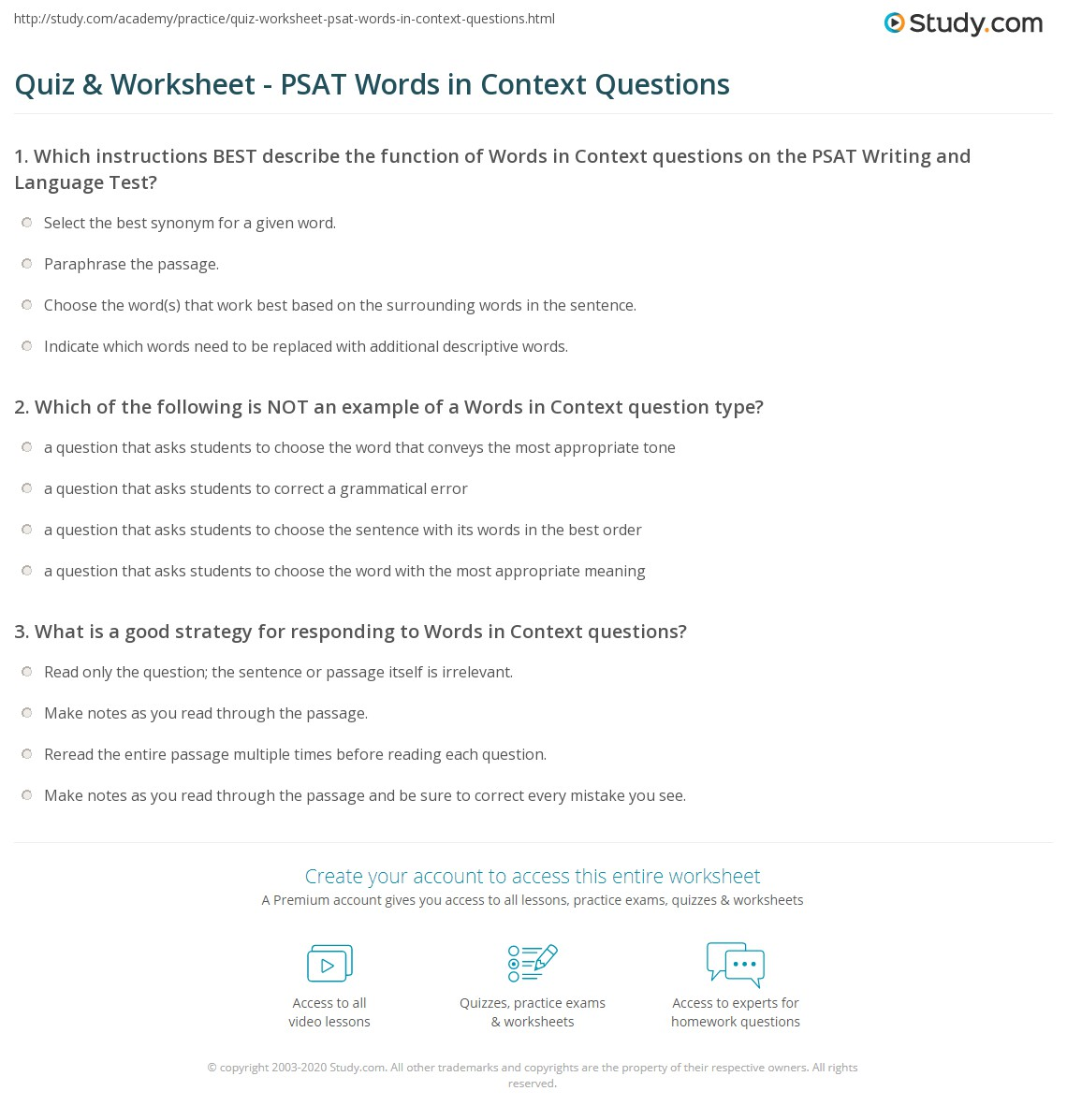Worksheet Context Clues Worksheets 8th Grade Grass Fedjp
