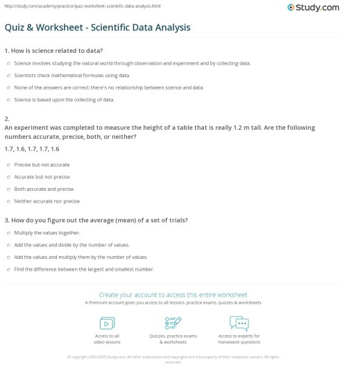 small resolution of 31 Data Analysis Practice Worksheet - Worksheet Resource Plans