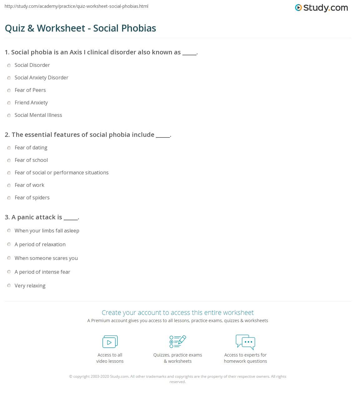 Help Me Do My Essay Phobic Disorders Symptoms Treatments