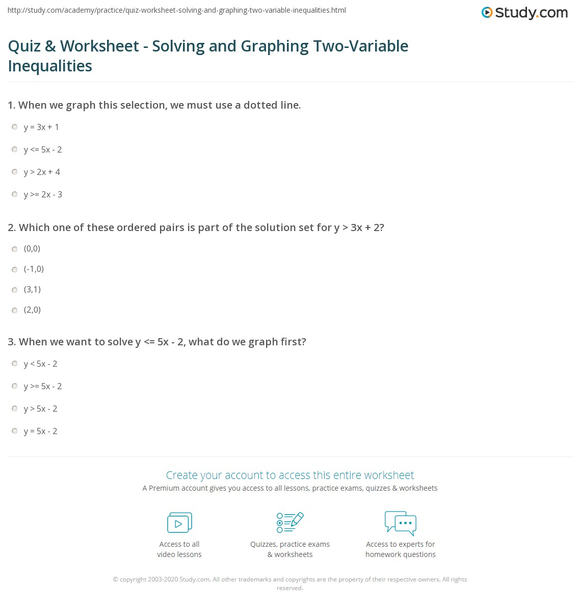 Polynomial Inequalities Worksheet Kuta Answers Showing Work Worksheets Tutsstar Thousands Of