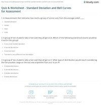 Mean Absolute Deviation Worksheet   www.imgkid.com - The ...