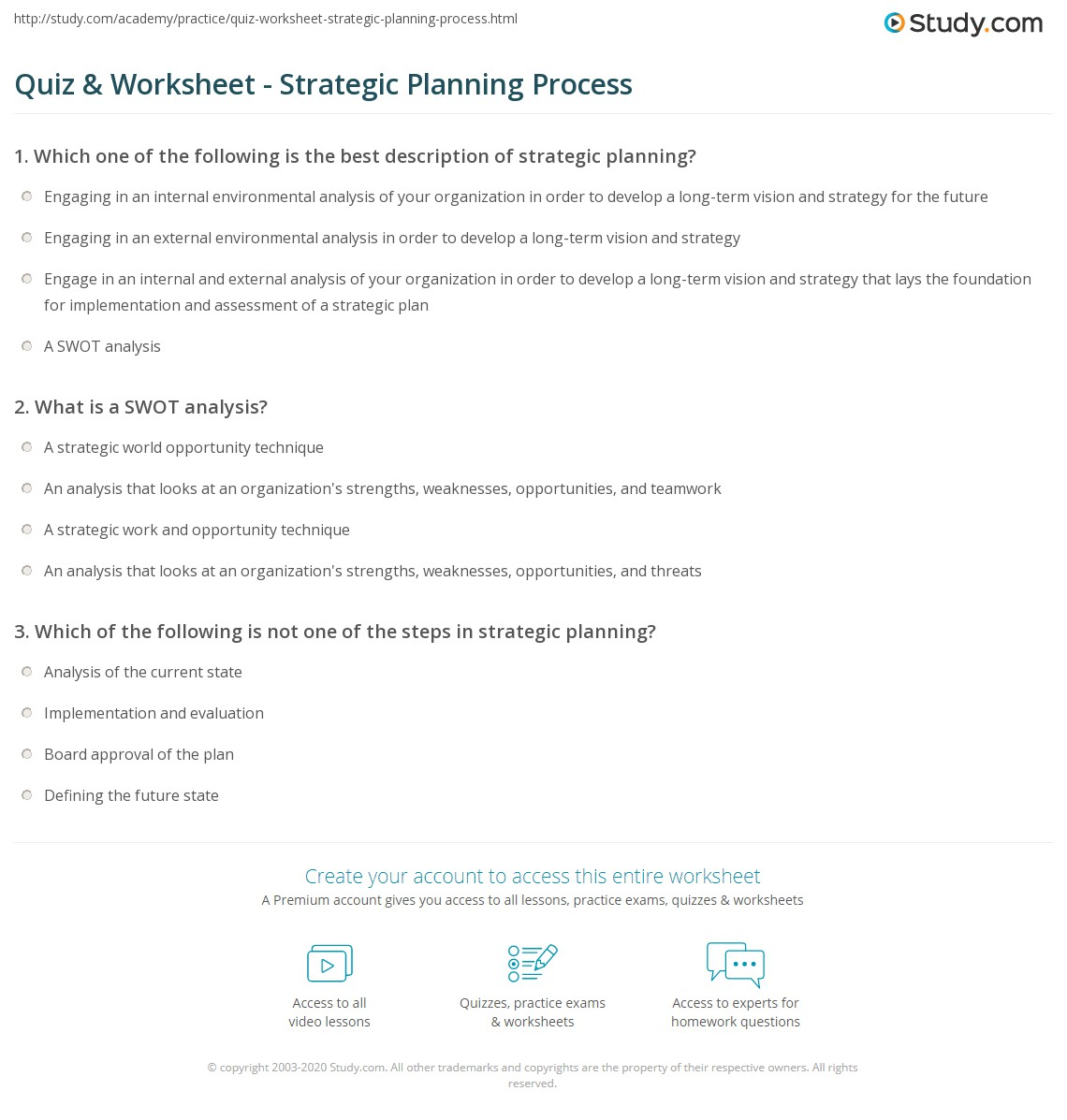 Gist Strategy Worksheet