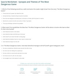 29 The Most Dangerous Game Vocabulary Worksheet - Worksheet Resource Plans [ 1336 x 1140 Pixel ]