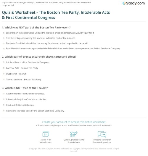 small resolution of The Stamp Act Worksheet Answers - Promotiontablecovers