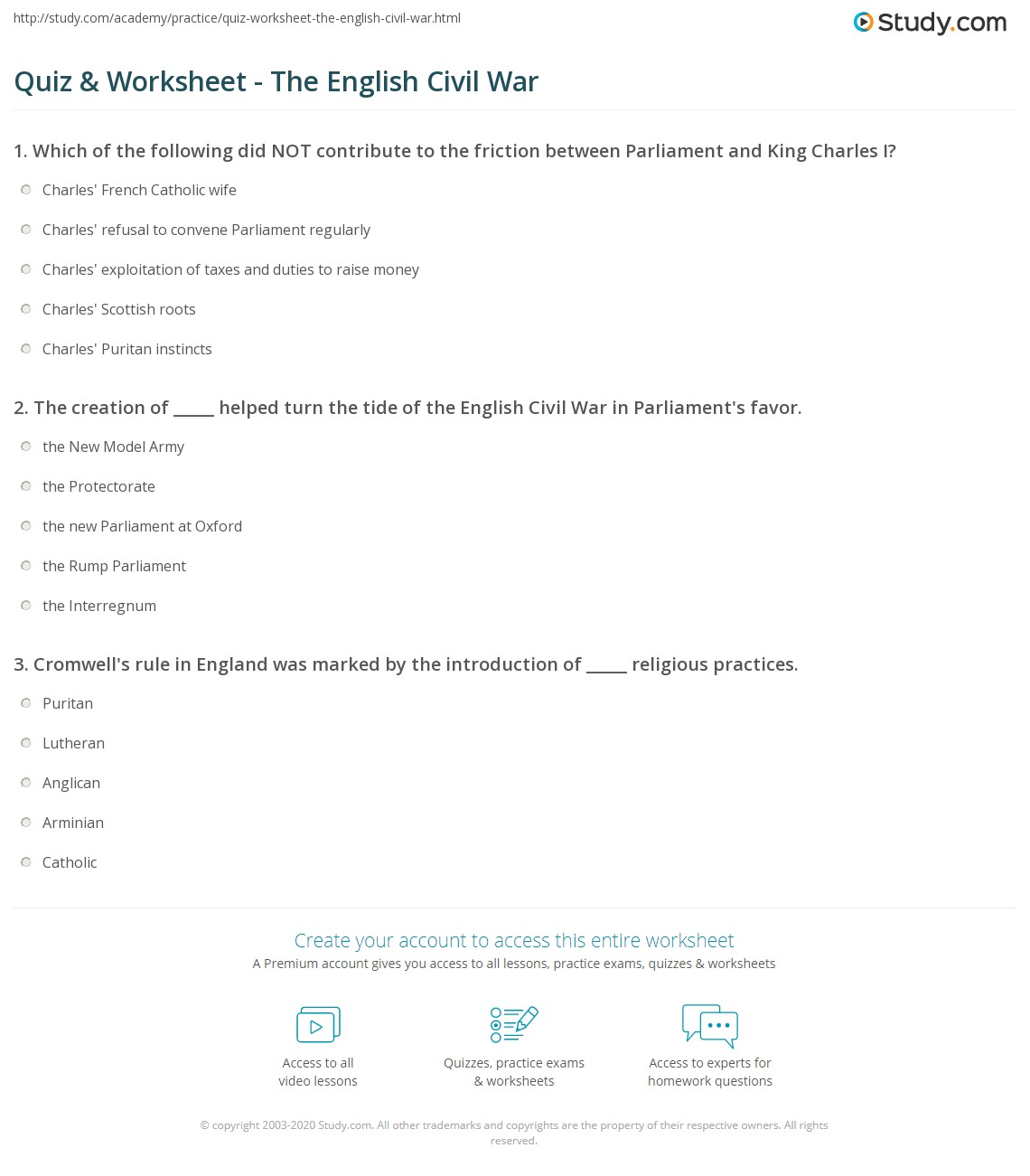 Worksheet Causes Of The Civil War Worksheet Worksheet