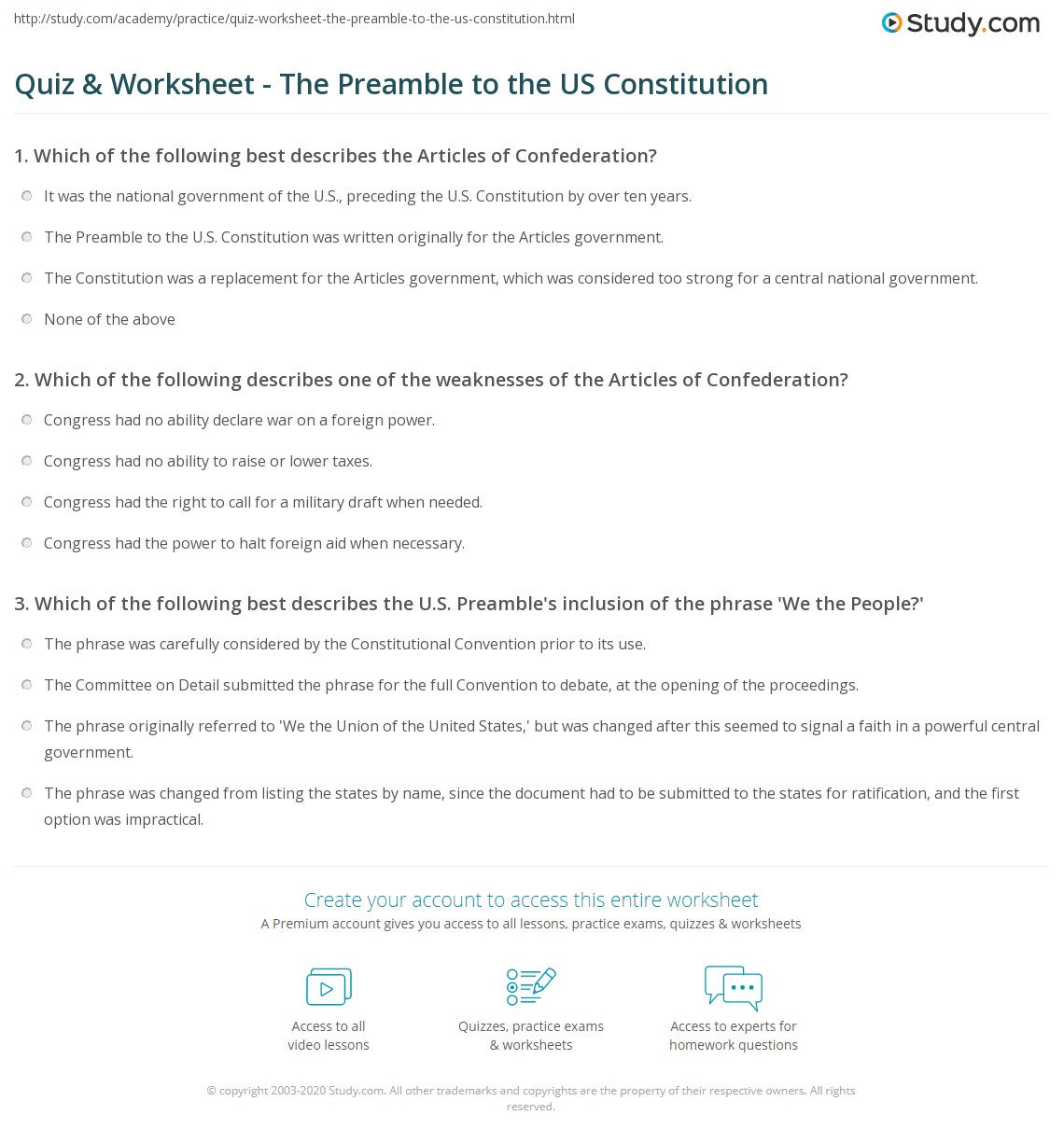 Printables Constitutional Convention Worksheet Mywcct