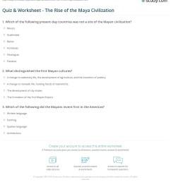 8 Features Of Civilization Worksheet - Worksheet List [ 1257 x 1140 Pixel ]