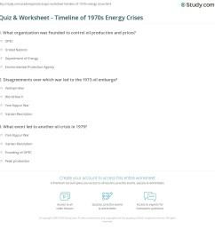 print the 1970s energy crisis timeline 1970 1973 1979 worksheet [ 1140 x 1382 Pixel ]