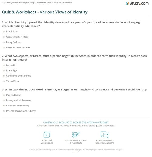 small resolution of Puberty Lesson Worksheets   Printable Worksheets and Activities for  Teachers