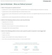 Cartoon Analysis Worksheet Answer Key | cartoon.ankaperla.com