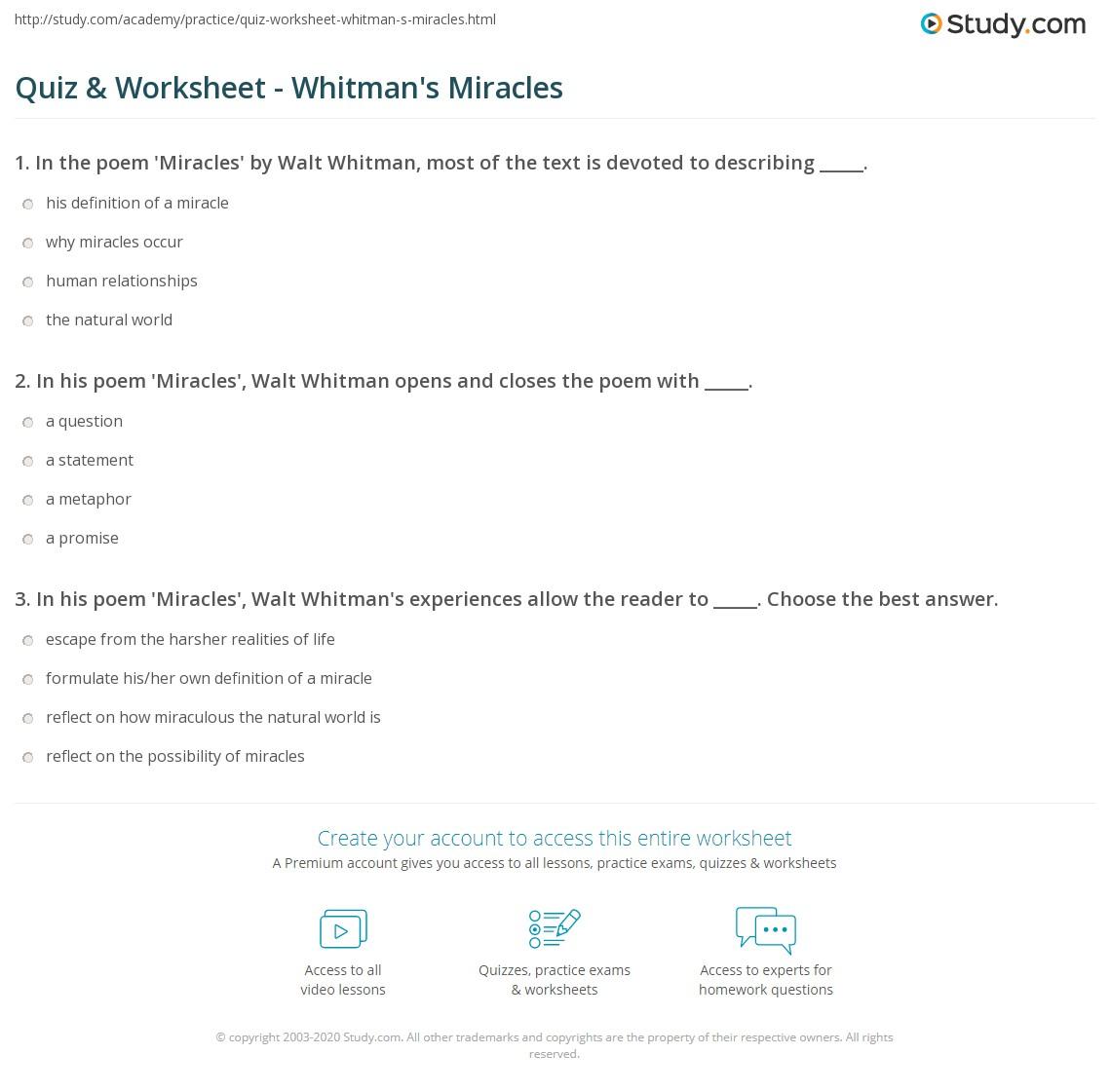 Free Printable Ged Science Worksheet