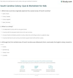 3Rd Grade South Carolina History Worksheets - The Best Picture History [ 1197 x 1140 Pixel ]