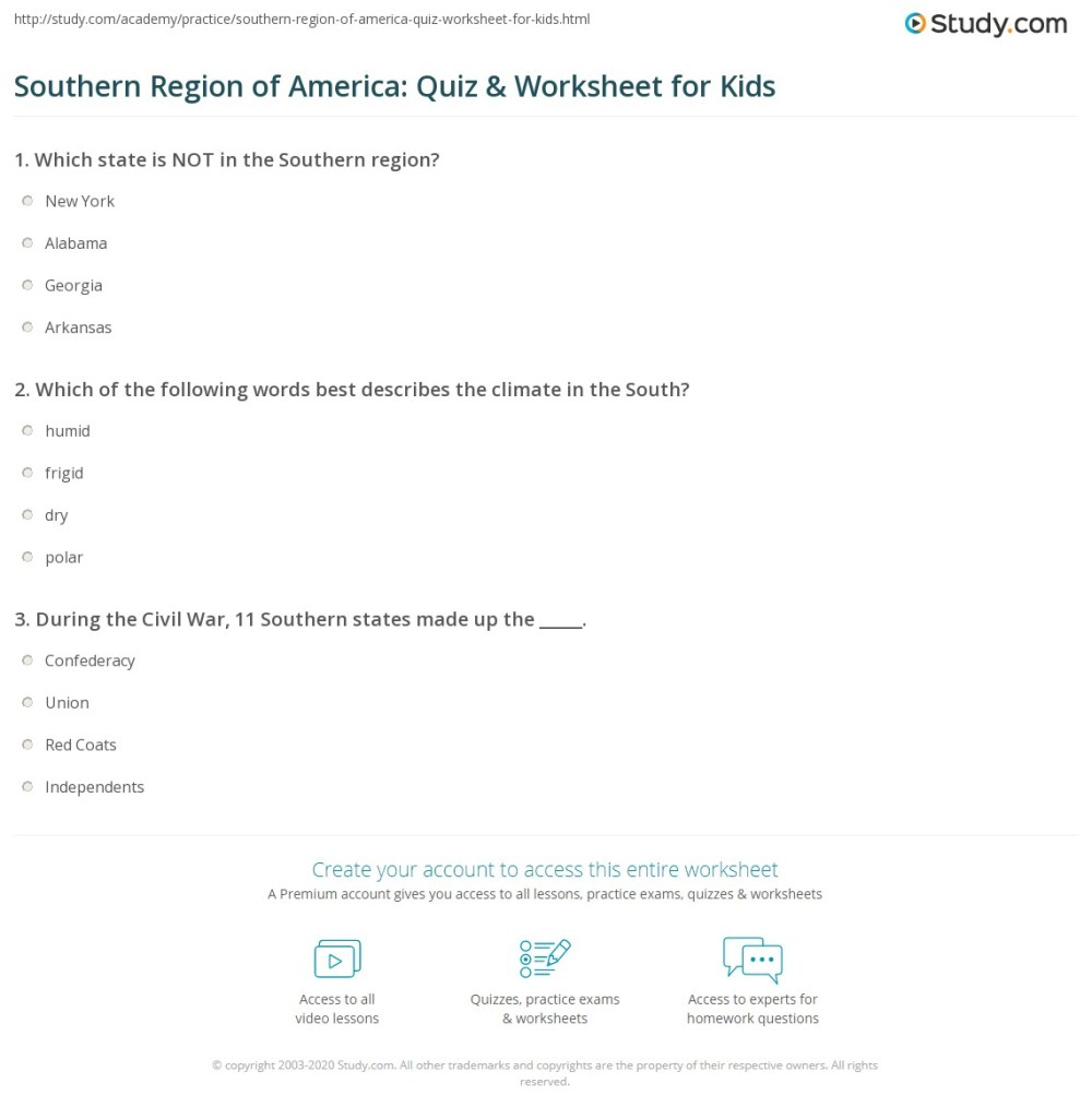 medium resolution of Geographic Regions Of Alabama Worksheet   Printable Worksheets and  Activities for Teachers