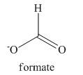 Formic acid is completely soluble in water. Sodium