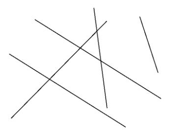 Saxon Algebra 1: Lines, Points, Segments, and Planes