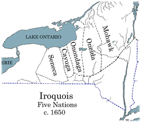 History Of The Iroquois Lesson For Kids