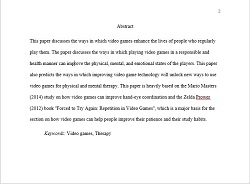 How To Write An Abstract For A Research Paper Video & Lesson