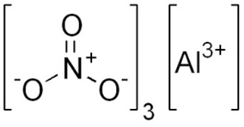 Aluminum And Nitrate Ion Formula