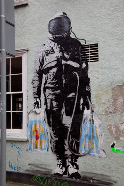 Can We All Learn To Think Like Banksy?