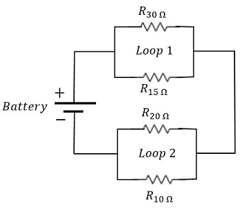 Parallel Circuits: Calculating Currents with Ohm's Law