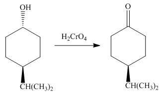 Give the major organic product of the reaction below
