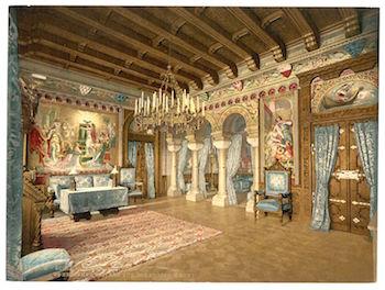 Victorian Interior Design History Study Com