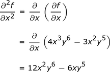 Higher-Order Partial Derivatives Definition & Examples