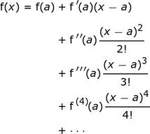 Taylor polynomial examples and solutions