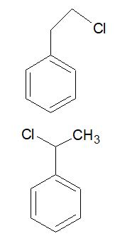 There are several aromatic compounds with the formula