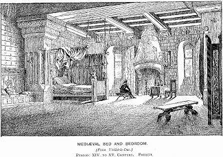 Early Middle Ages Furniture History  Design  Studycom