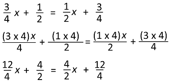 How to Solve Multi-Step Equations with Fractions