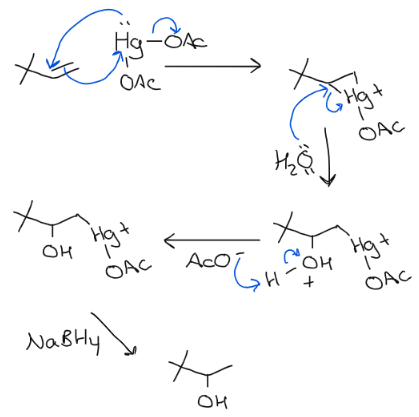 Which reagent(s) can accomplish the following