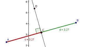 Perpendicular Bisector: Definition, Theorem & Equation