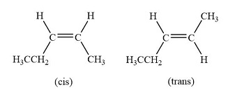 Which of the following will show geometric isomerism? \\ A