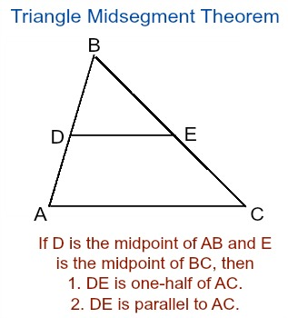 Proving The Triangle Midsegments Theorem