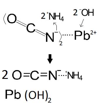 Friedrich Wohler's Synthesis of Urea: Mechanism