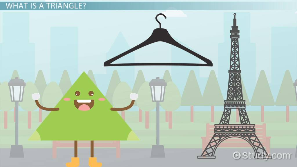 Triangle Lesson For Kids Definition Amp Facts Video
