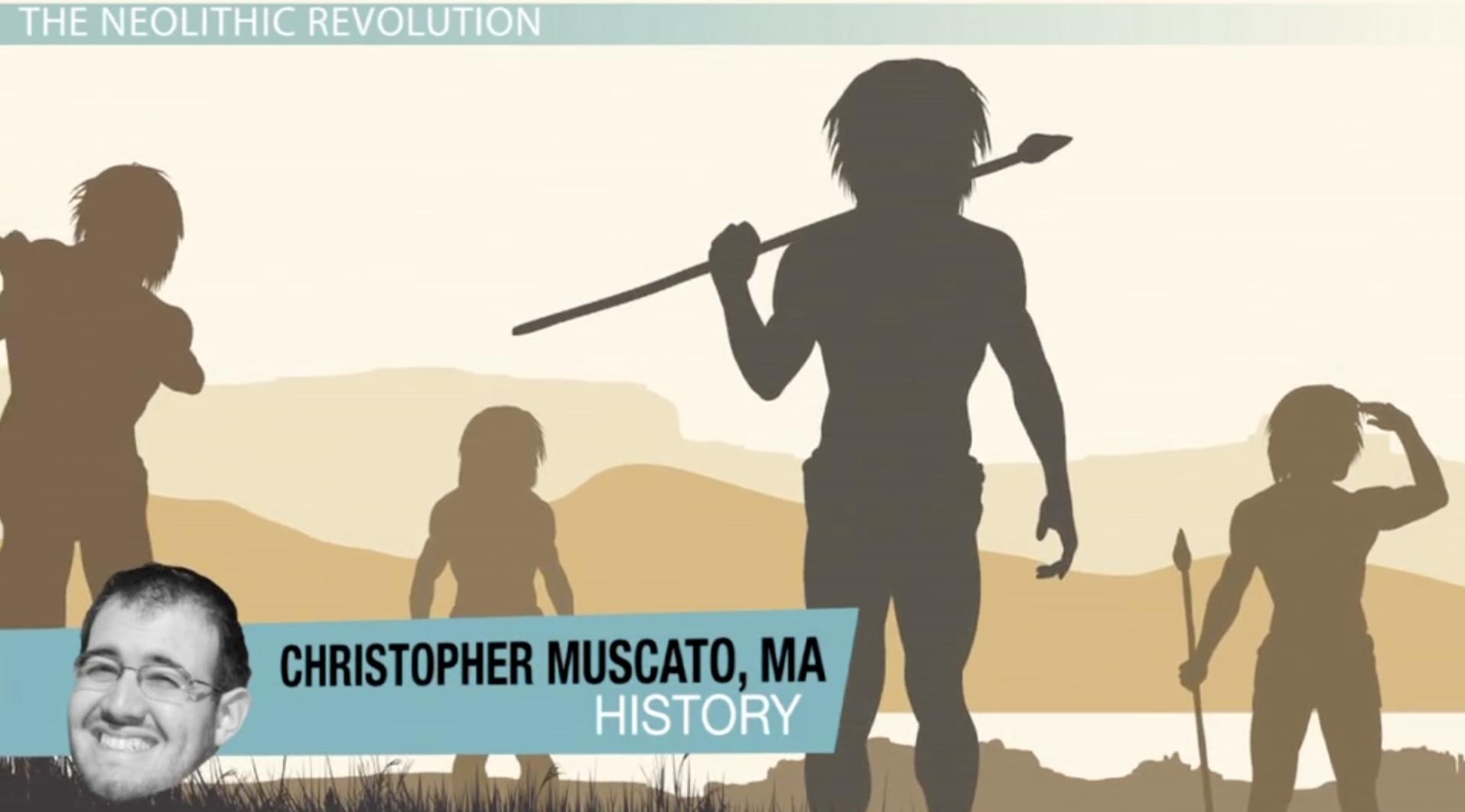 Early Human Communities Around The World