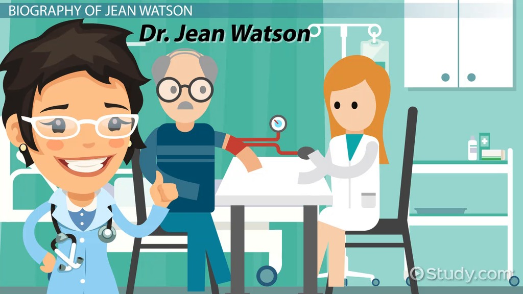 Jean Watson Biography And Nursing Theory Of Caring