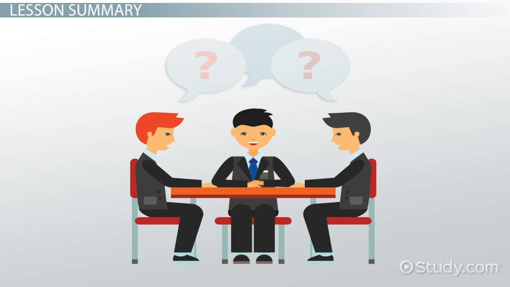 Personal & Workplace Negotiation Definition & Examples