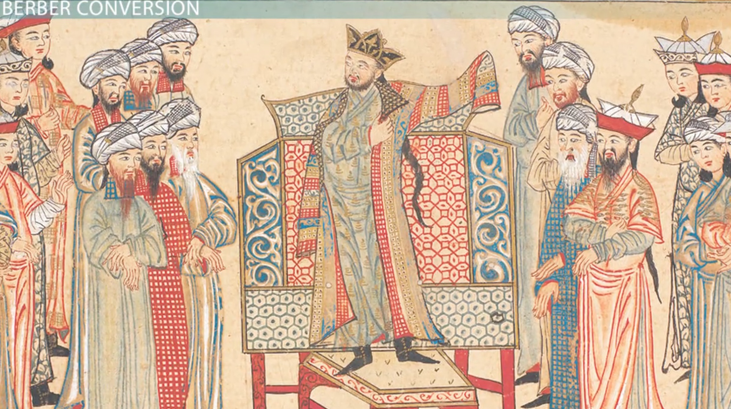 The Fatimid Empire  the Role of Shiism  Video  Lesson