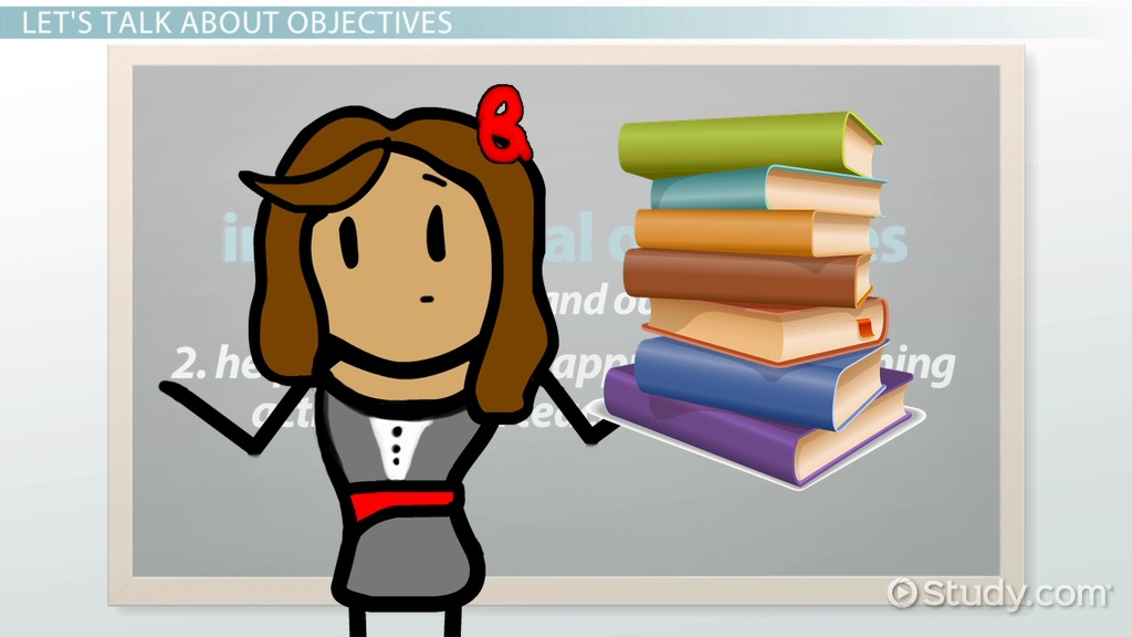 The Role Of Instructional Objectives In Student