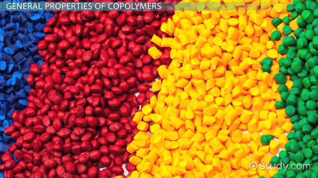 Copolymer Structure & Properties Video & Lesson