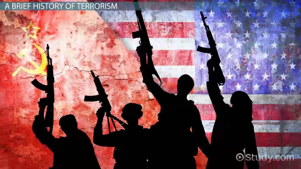 What Is Terrorism  Definition History Types  Examples  Video  Lesson Transcript  Studycom