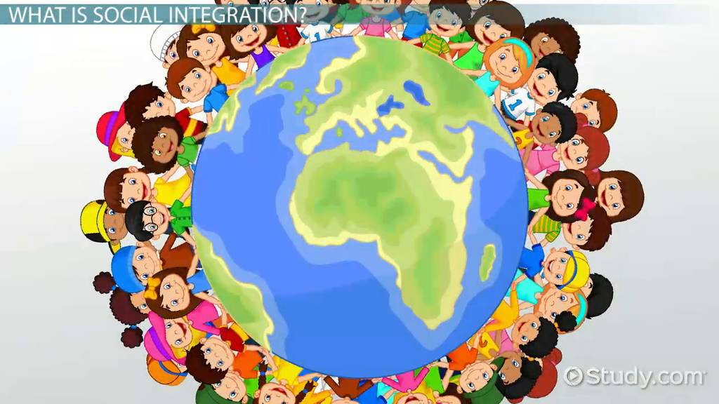 Social Integration Definition & Theory Video & Lesson