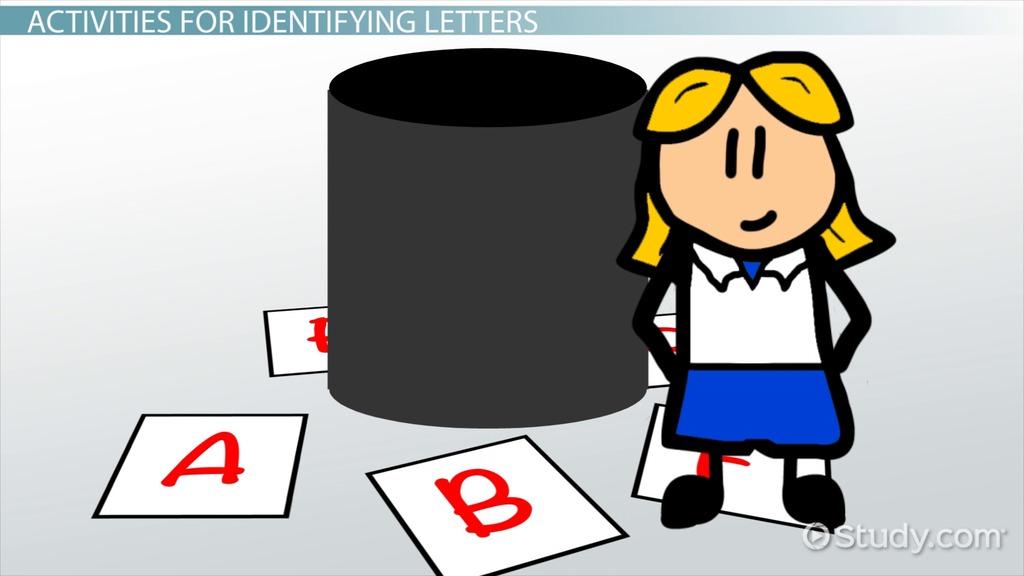 Alphabet Lessons for Kindergarten and Preschool  Video