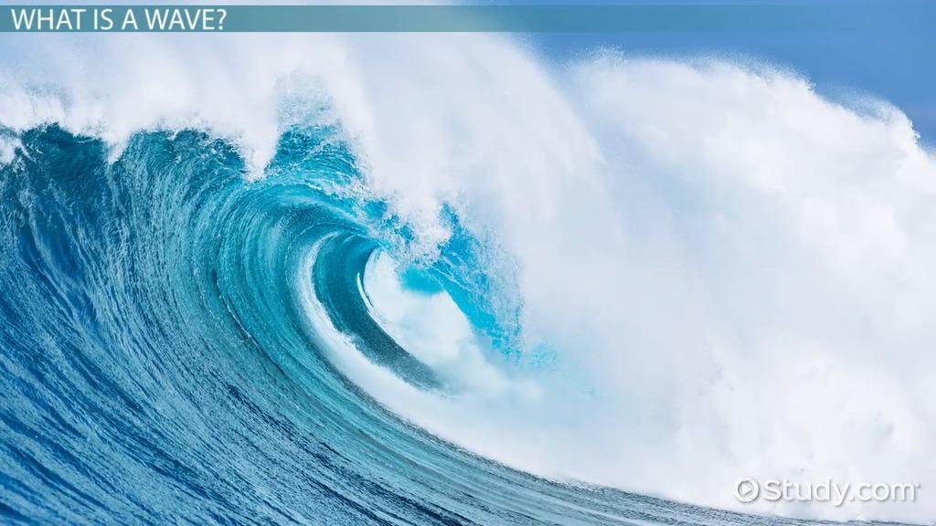 Waves Types & Definition Video & Lesson Transcript